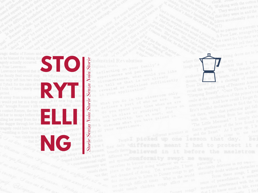 storytelling come strategia di marketing