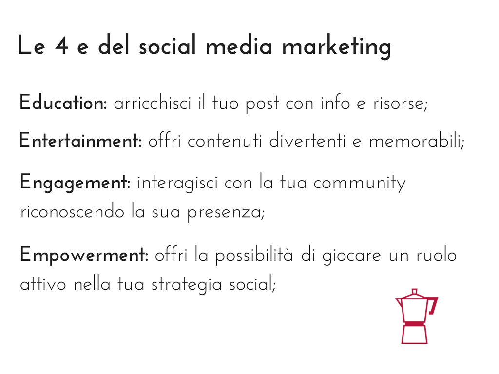 analisi di social media marketing