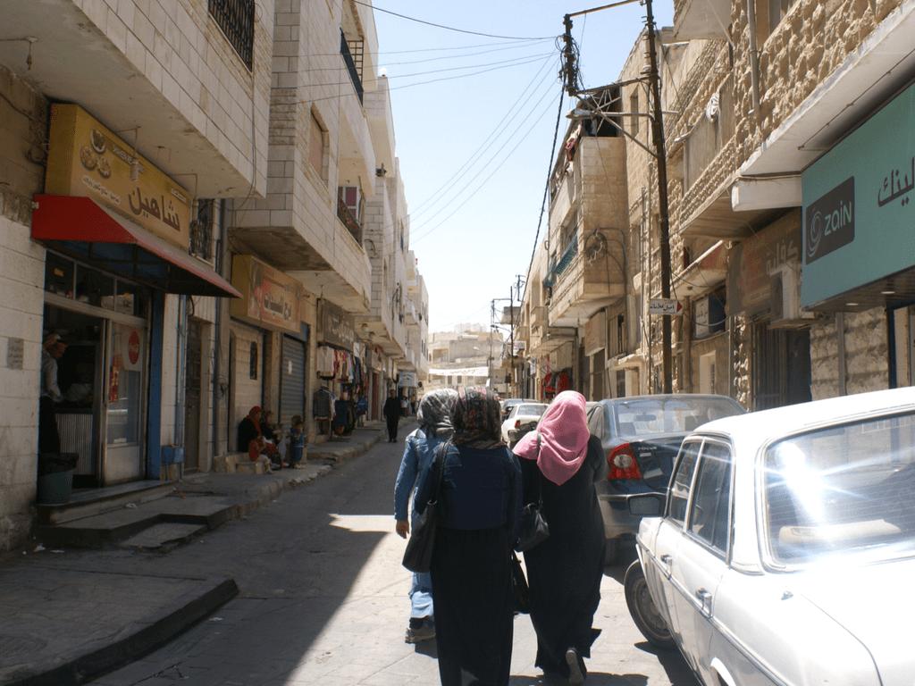 La città di Madaba
